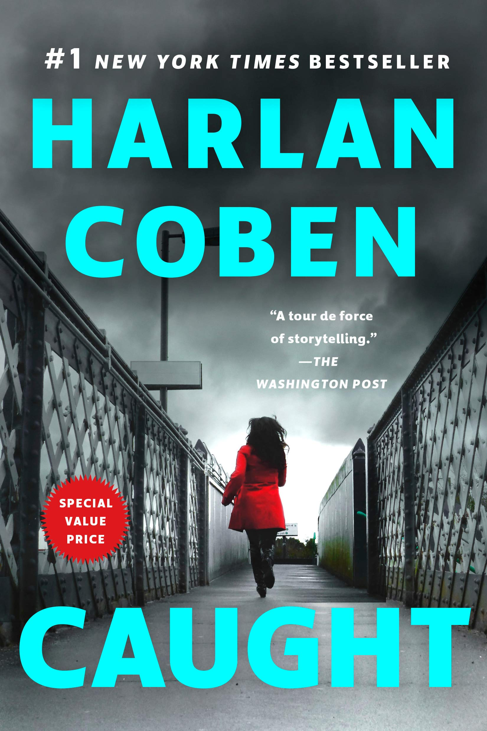 Caught Harlan Coben product image