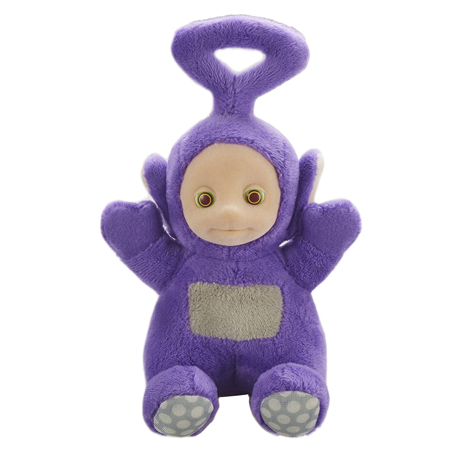 "Teletubbies 6"" Super Soft Plush   Tinky Winky by Teletubbies"