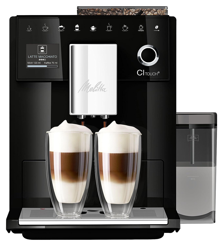 Melitta Caffeo CI Touch F 63/0 argento F 63/0-101