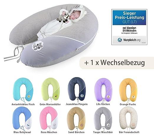 13 opinioni per Cuscino gravidanza + 1x anche una federa, cuscino gravidanza di Sei Design XXL