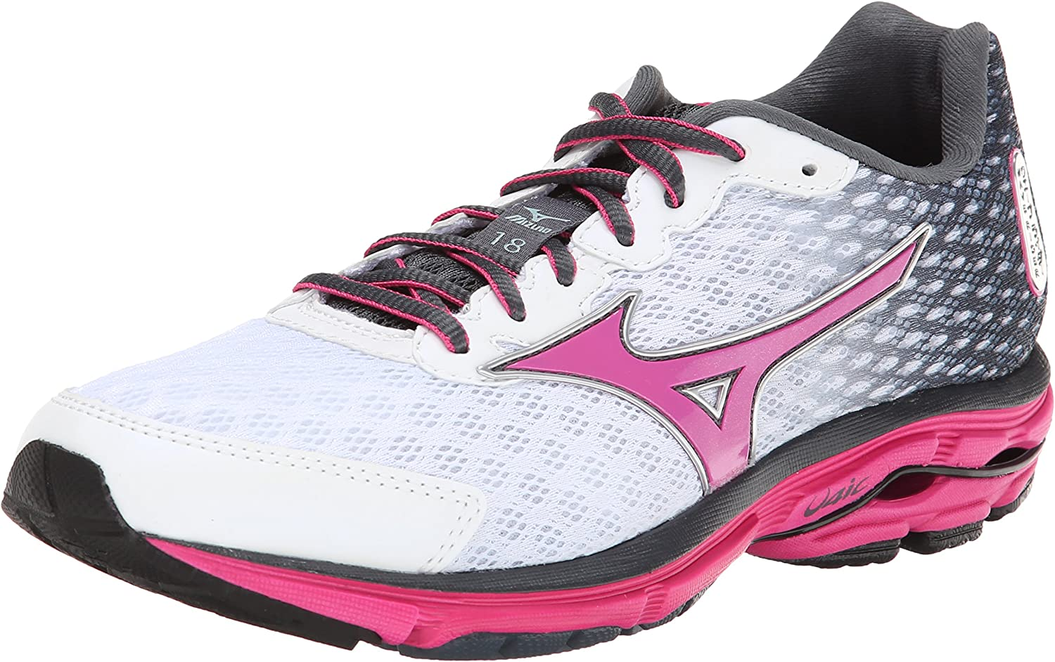 Mizuno Women s Wave Rider 18 Running Shoe
