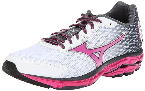 Mizuno Women s Wave Rider 18 Running Shoe