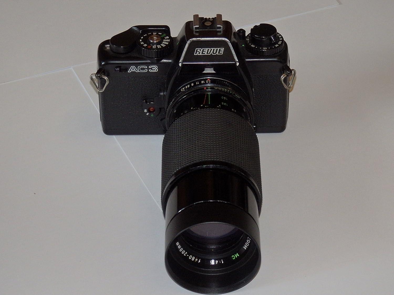 Revue AC3 SLR - Pantalla pequeña cámara réflex con Objetivo de ...