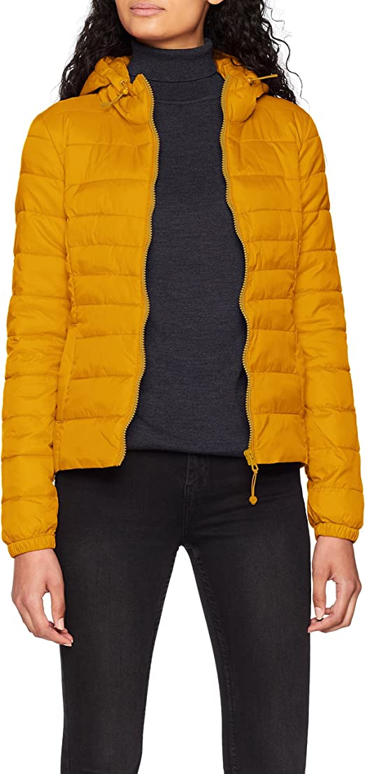 TALLA M. Only Onltahoe Hood Jacket Otw Noos Chaqueta para Mujer