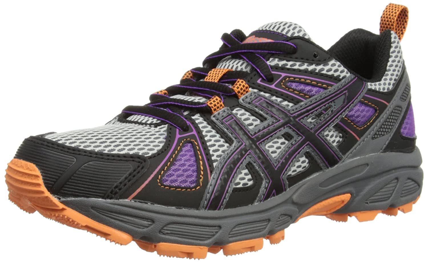 ASICS GEL TRAIL-TAMBORA 4 Women's Running Shoes, Silver, 9 UK:  Amazon.co.uk: Shoes & Bags