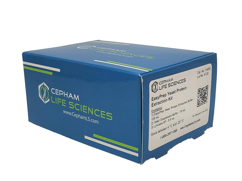 EasyPrep - Kit de extracción de proteínas de levadura – 100 ...