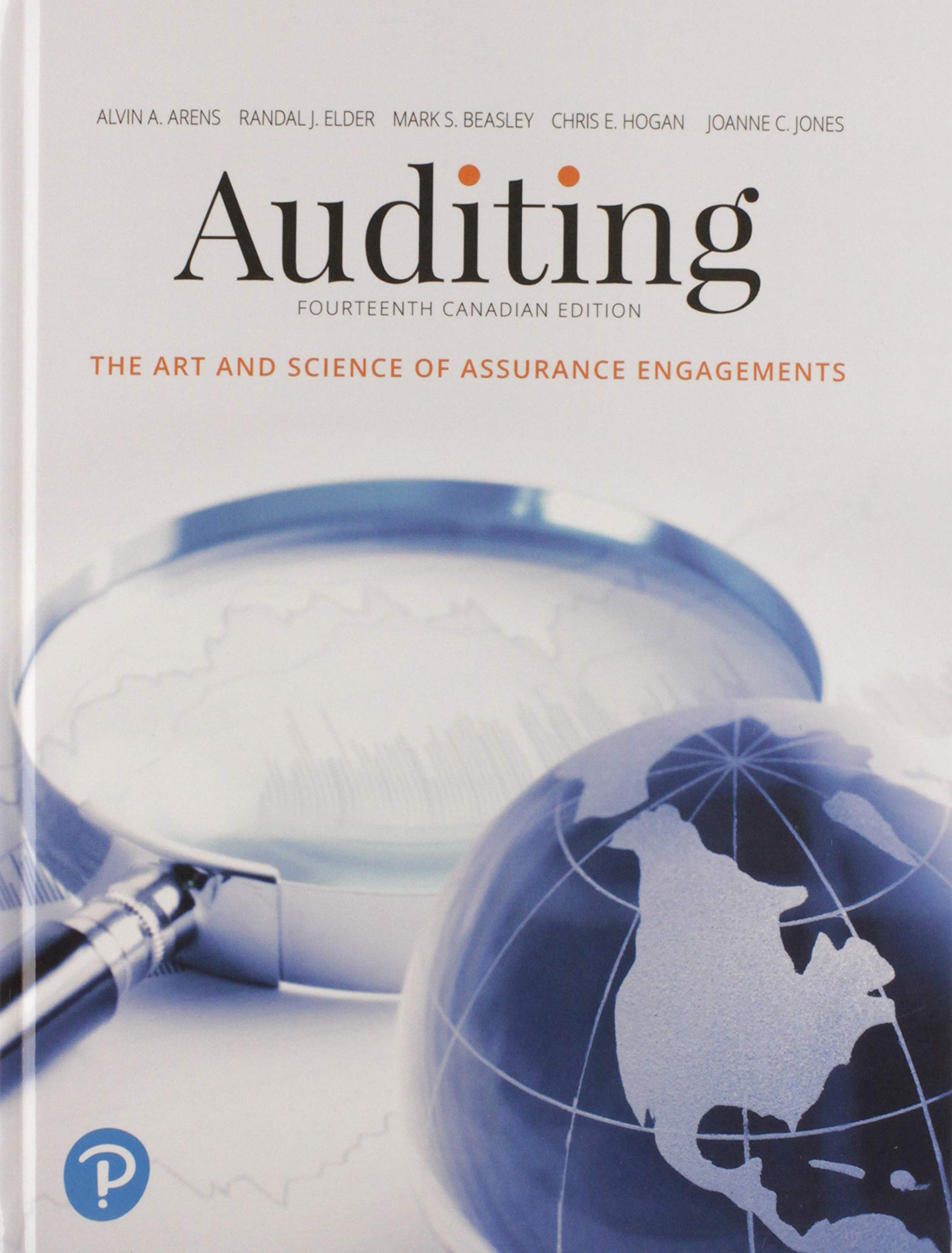 Auditing: The Art and Science of Assurance Engagements, Fourteenth Canadian  Edition Plus MyLab Accounting with Pearson eText -- Access Card Package ( 14th ...