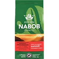 Nabob Summit 100% Colombian Ground Coffee, 300g (Pack of 6)