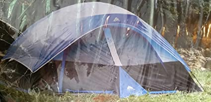 Amazon Ozark Trail 2 Room 6 Person Pentagonal Dome Tent