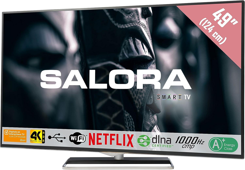 Salora 49UHX4500 - Televisor LED: Amazon.es: Electrónica