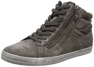 Gabor Shoes 56.426 Damen Kurzschaft Stiefel, Grau (Elephant (Micro) 31),
