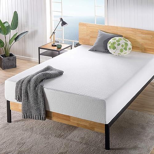 Zinus 12 Inch Ultima Memory Foam Mattress / Pressure Relieving / CertiPUR-US Certified / Bed-in-a-Box