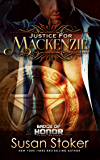 Justice for Mackenzie (Badge of Honor: Texas Heroes Book 1) (English Edition)