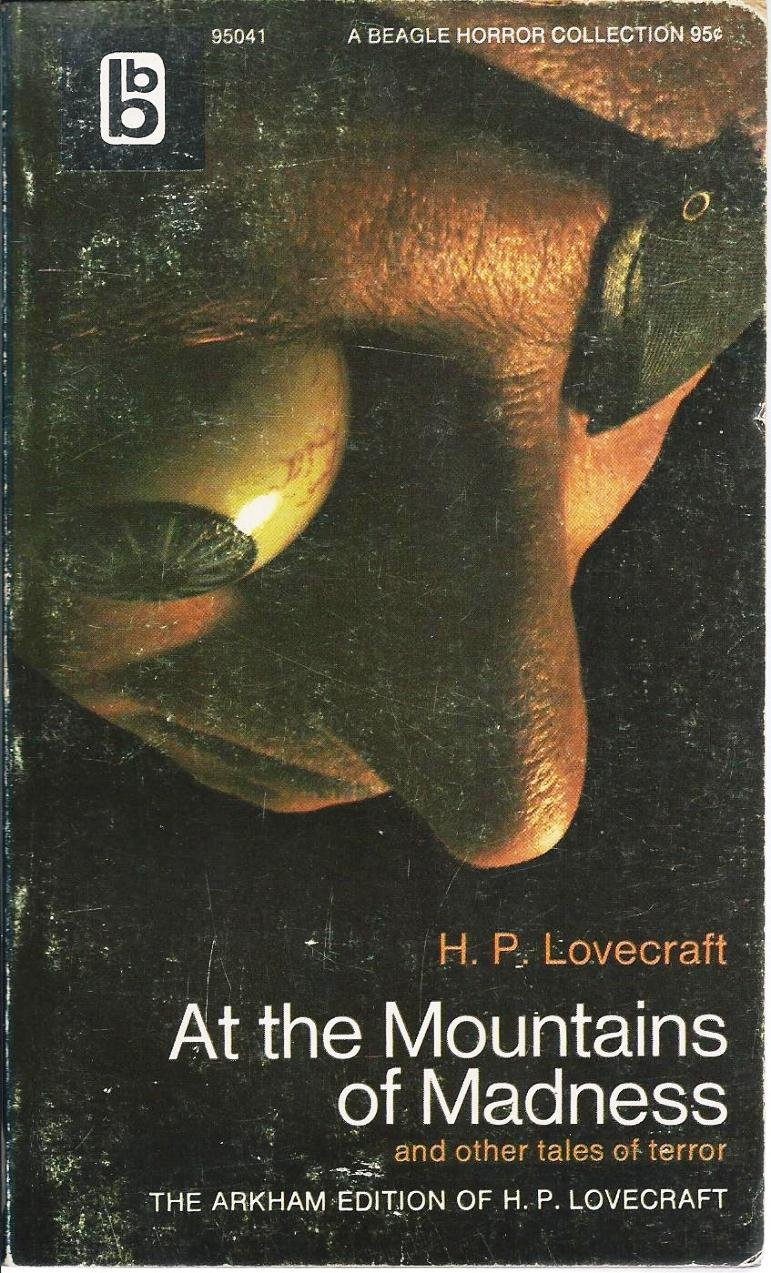 At the Mountains of Madness and Other Tales of Terror, Lovecraft, H. P.
