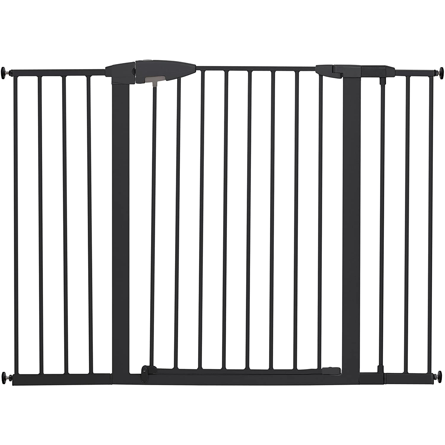 Munchkin Easy Close XL Metal Baby Gate, 29.5 - 51.6 Wide, Black, Model MK0009-111 29.5 - 51.6 Wide 46765