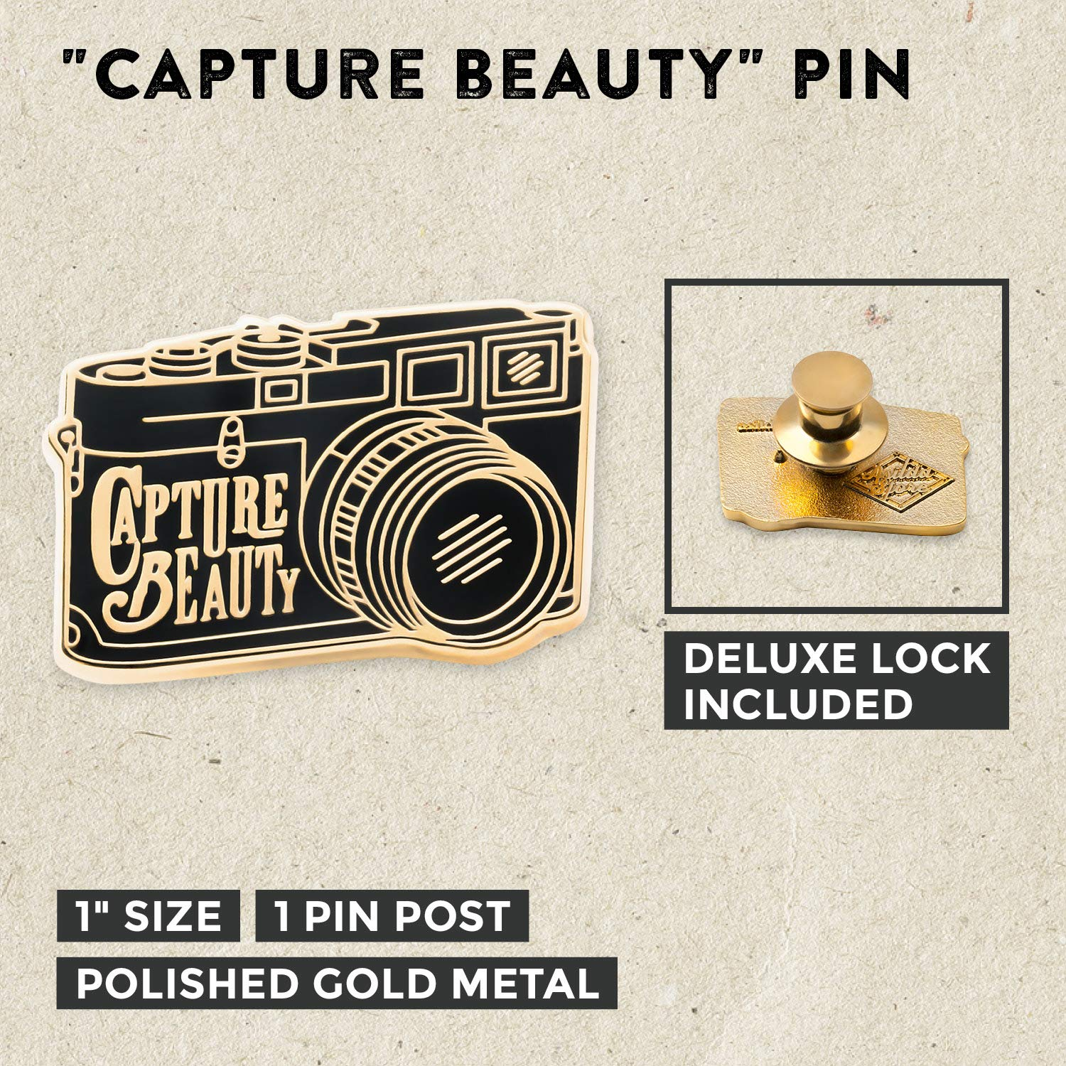 Asilda Store Lapel Enamel Pin with Deluxe Pin Lock Free Your Soul