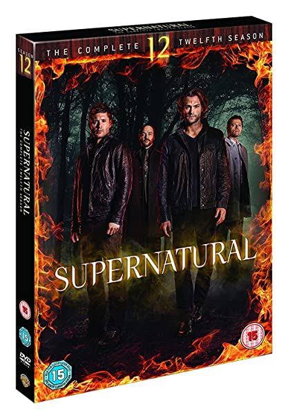Amazon in: Buy Supernatural: The Complete Season 12 (DVD +