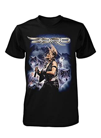 Herrenmode Bloodskull T-shirt Doro
