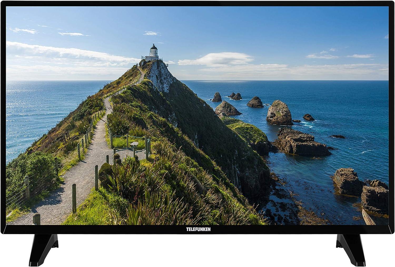 Telefunken Xh32g101n 80 Cm 32 Zoll Fernseher Hd Ready Triple Tuner Heimkino Tv Video
