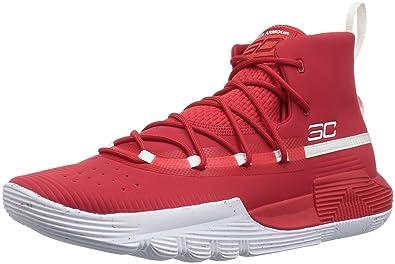 pretty nice 996f4 ecbb3 Under Armour Men's Sc 3zer0 Ii Basketball Shoe Red 10 M US ...