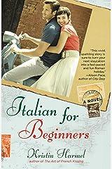 Italian for Beginners Kindle Edition
