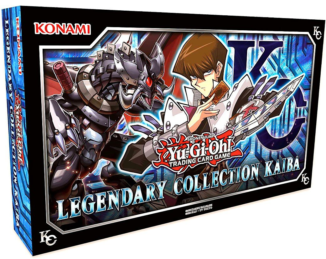 Yu-Gi-Oh! Cards Legendary Collection Kaiba Box
