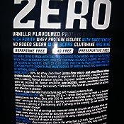 BiotechUSA Iso Whey Zero Aislante nativo sin lactosa Galletas y crema 2270 g