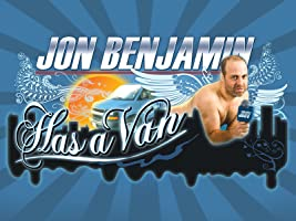 Jon Benjamin Has a Van Season 1