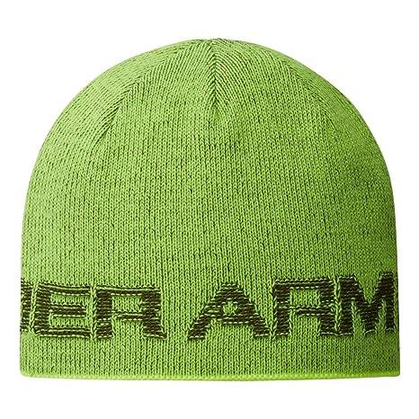 Under Armour Mütze Men s UA Wordmark Beanie - Gorro de esquí para hombre dd52ac033ffd