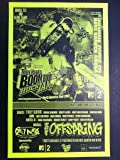 Offspring Tony Hawk Huck Jam Skateboard Contest