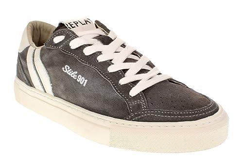 super popular 51b5d 57cc5 Replay RZ550001L - Herren Schuhe Sneaker Schürhalbschuhe ...