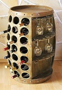 Weinfassbar für die Wohnung