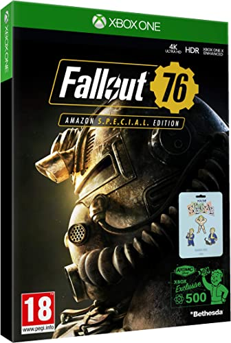 Fallout 76 Amazon S.*.*.C.*.*.L. Edition (Edición Exclusiva Amazon ...
