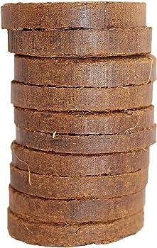 Plantonix Coco 50 discs Organic Soil