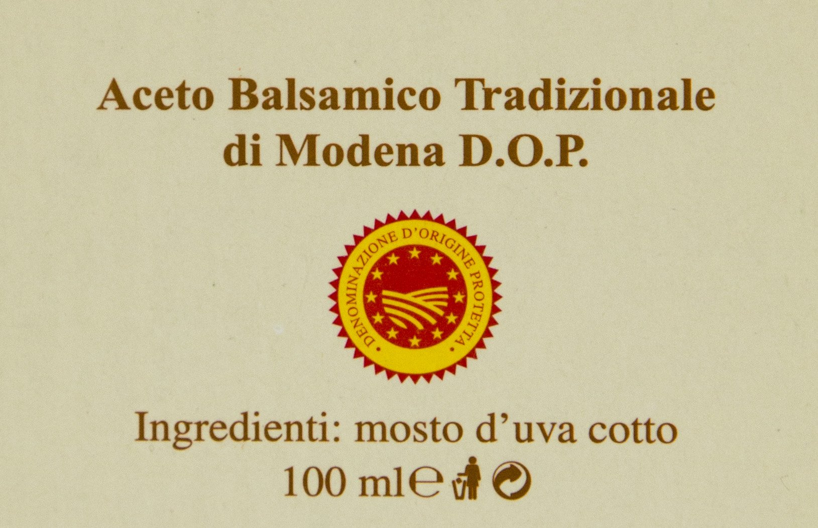 Aceto Balsamico Tradizionale di Modena DOP Affinato from The Consortium of Traditional Balsamic Vinegar Producers in Modena. Certified 12 Years old. On Sale now! by The Balsamic Guy (Image #7)