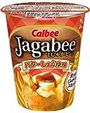 カルビー じゃがビー Jagabee バターしょうゆ味 40g × 12個