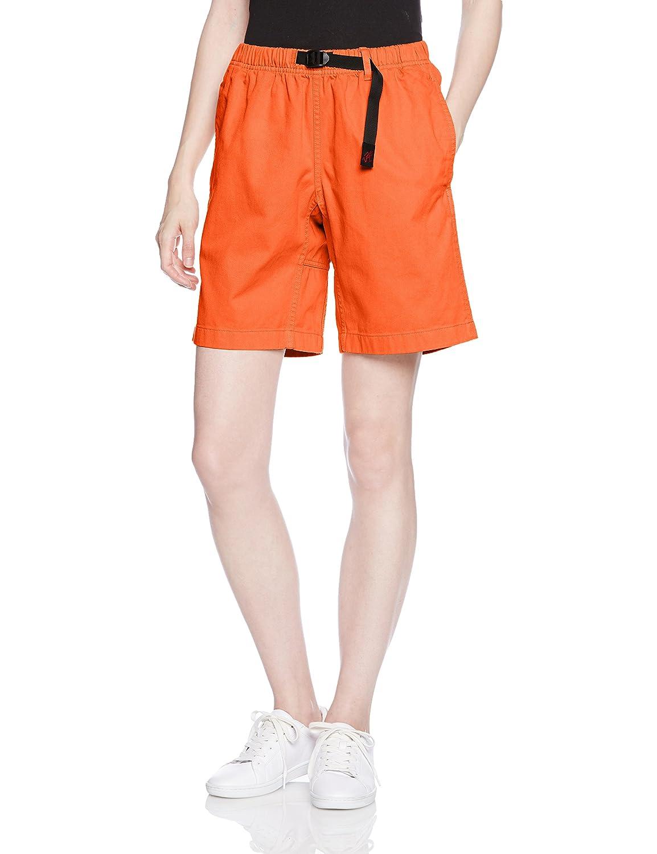 (グラミチ) Gramicci アウトドア グラミチショーツ 1100-56J [レディース] B074P7XYP5 日本 S-(日本サイズS相当)|Fire Orange Fire Orange 日本 S-(日本サイズS相当)