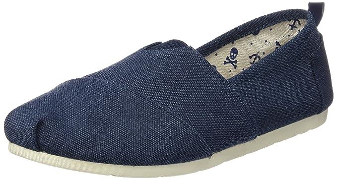 Scalpers Krabi Shoes 02, Zapatos para Hombre, Indigo, 40 EU: Amazon.es: Ropa y accesorios