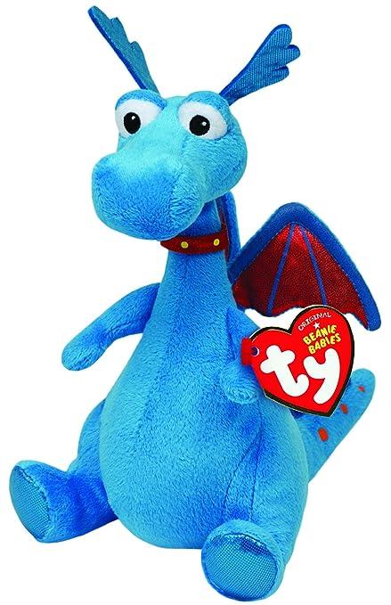 Amazon.com  Ty Disney Doc McStuffins Stuffy - Dragon  Toys   Games 7fc7ef757f5