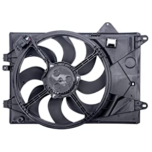 Spectra Premium CF12101 Engine Cooling Fan Assembly