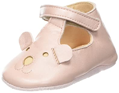 2e2608bd18bae Easy Peasy Baby Girls' Loulou TED Slippers, Pink (Rose Baba 075), 4 UK 4  UK: Amazon.co.uk: Shoes & Bags