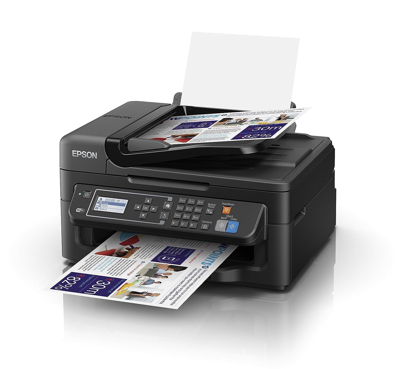 Epson Workforce WF-2630WF - Impresora multifunción de tinta + Cartucho Negro XL