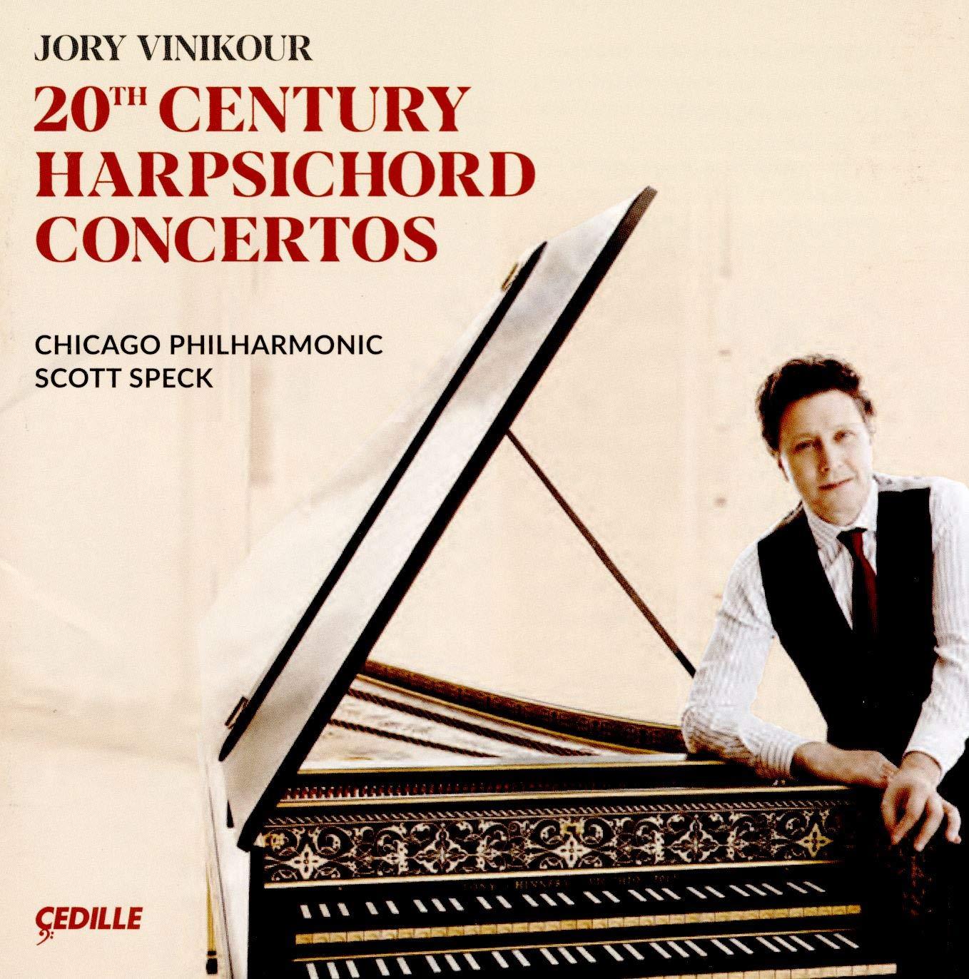 Concertos pour Clavecin du 20eme Siecle