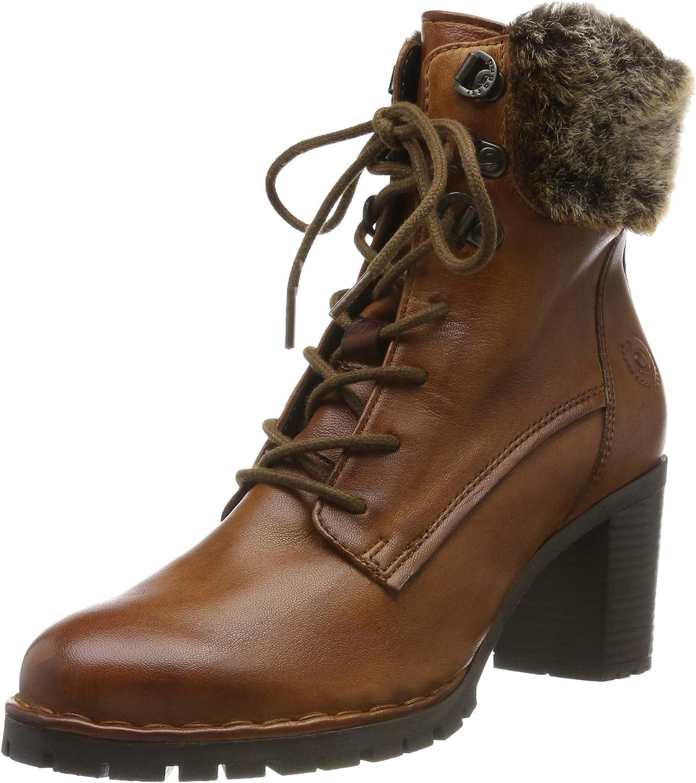 bugatti 411811334100 dames laarzen Braun Cognac 6300