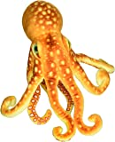 "Plush Octopus 13,5"" by Fiesta (1 piece) - Colors may vary"