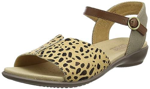 a5bdf6a0c9b Hotter Women s Dazzle Ankle Strap Sandals  Amazon.co.uk  Shoes   Bags