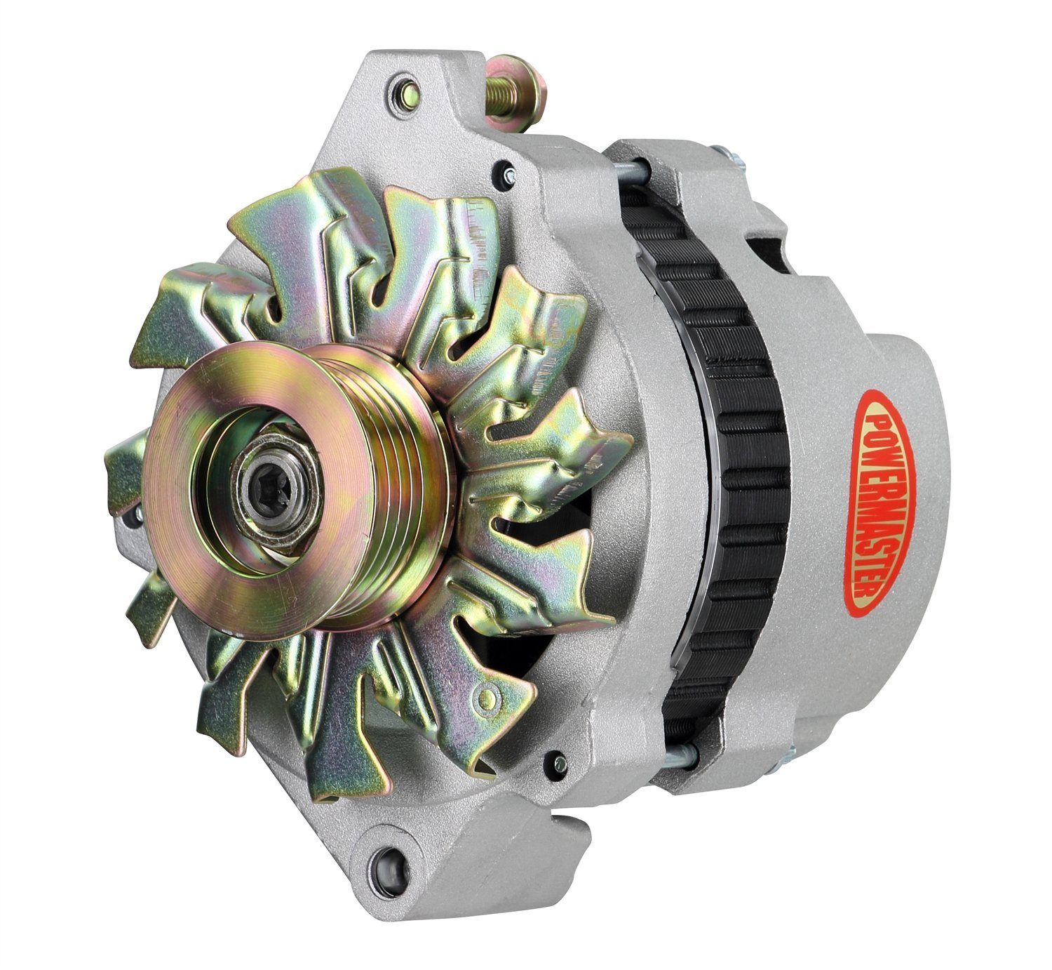 Amazon.com: Powermaster 47801 Natural GM CS130 Late Model Alternator 140A:  Automotive