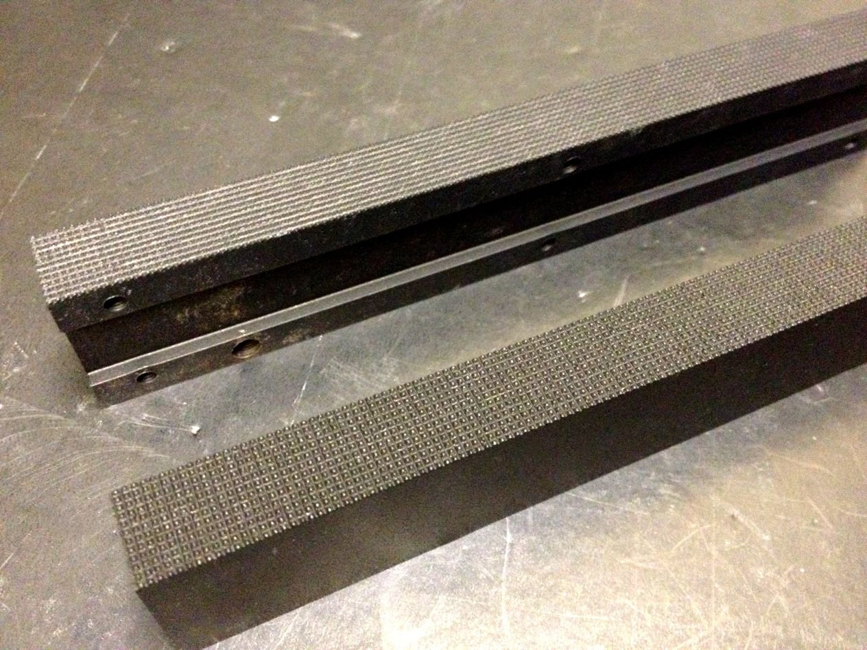 W-300DAT 12'' Tabletop Direct Heat Sealer w/ PTFE Coated Meshed Seal Bars from ABC Office