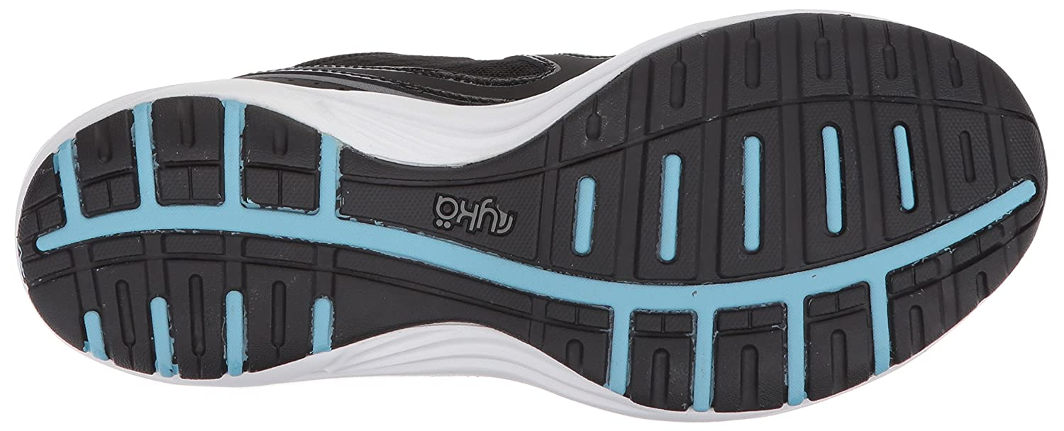 Ryka Women's B0757CZGZF Dash 3 Walking Shoe B0757CZGZF Women's 9 B(M) US|Black/Meteorite/Nc Blue 2b5b49
