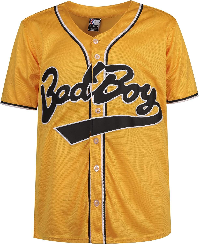 90S Hip Hop Clothing Party S-XXXL Micjersey BadBoy #72 Smalls Basketball Jersey